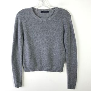 Brandy Melville Knit Crew Sweater #1209
